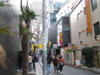 渋谷ラブホ街