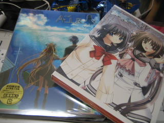テレビアニメーション版AIR DVD 第1巻, Navel Extra Package