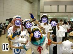yasu (ARIA / ARIAカンパニー), rade (ARIA / ARIAカンパニー), 川凪ミチル (涼宮ハルヒシリーズ), サクラひろ (ARIA / ARIAカンパニー), Mallow (BLEACH)